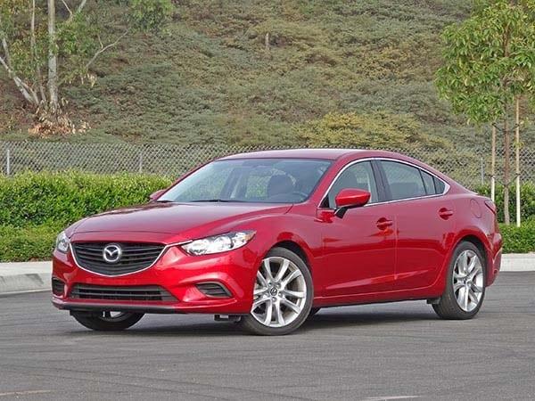 2014 Mazda Mazda6 Long Term Intro