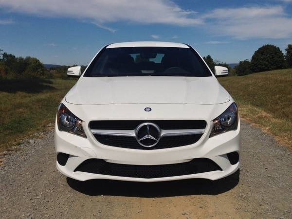 Has the new $30,000 Mercedes-Benz CLA earned its three-pointed star? 3