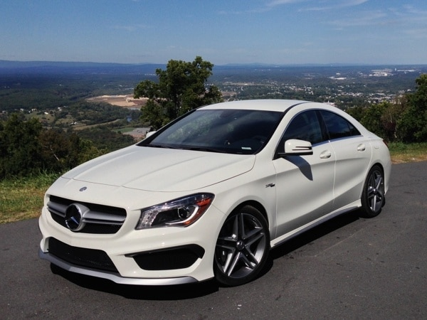 Has the new 30 000 mercedes benz cla earned its three for Mercedes benz 2015 cla