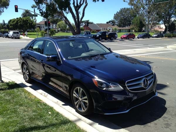 2014 mercedes benz e250 bluetec sedan quick take kelley for Mercedes benz blue book