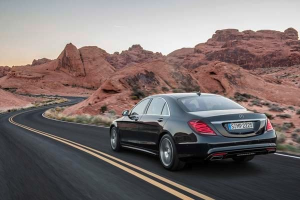 2014 Mercedes-Benz S550 Quick Take | Kelley Blue Book