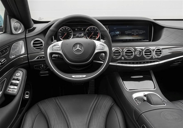 2014 Mercedes Benz S63 Amg 4matic Unveiled Kelley Blue Book