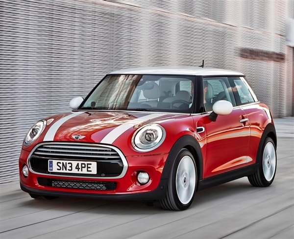 2014 Mini Cooper and Cooper S Hardtop prices announced - Kelley ...
