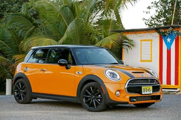 2014 Mini Cooper and Cooper S Hardtops First Drive: Still Playful, Strongly German 3