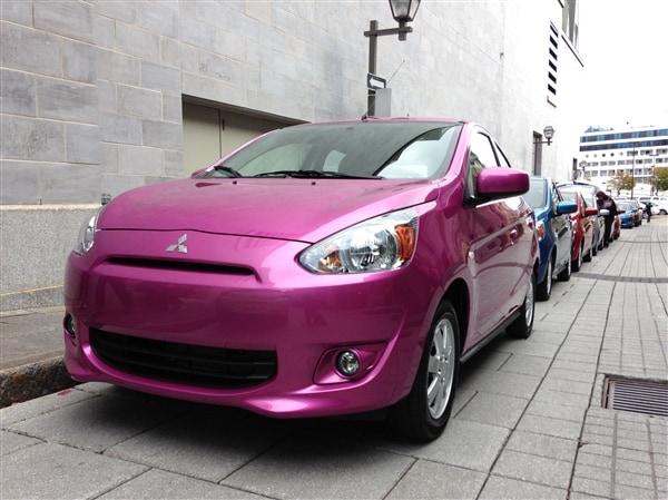 No Credit Check Car Dealers >> 2014 Mitsubishi Mirage First Drive - Kelley Blue Book