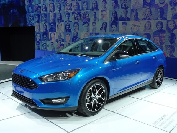 2015 New York International Auto Show Sedans In The