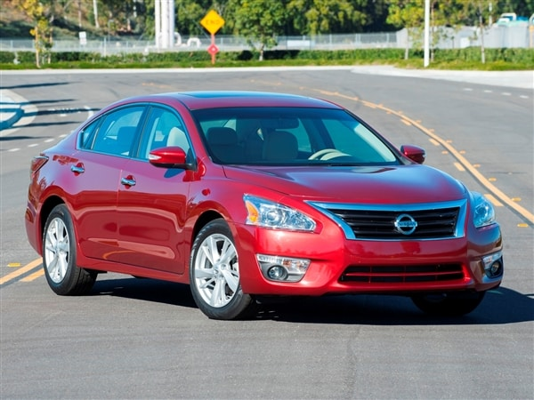 12 Best Family Cars 2017 Nissan Altima