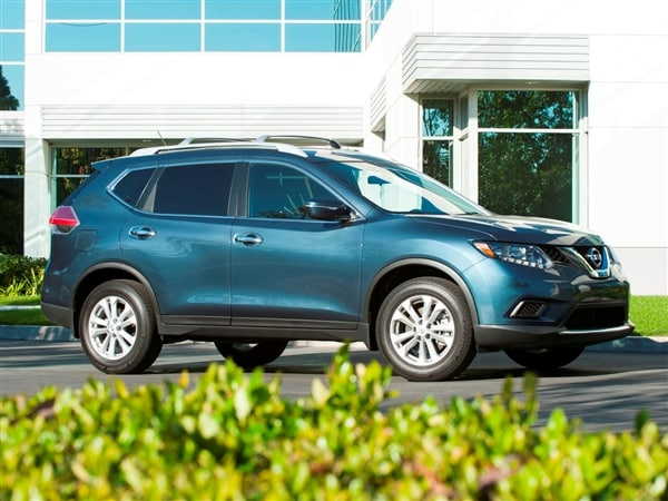 12 Best Family Cars 2017 Nissan Rogue