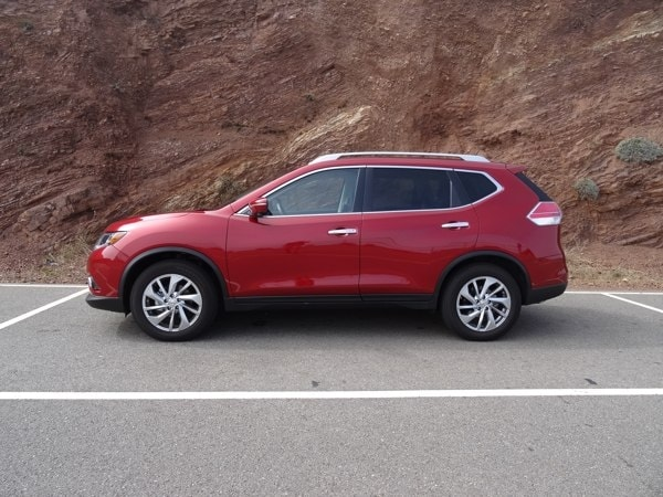 Rogue Trip: 400 Miles to San Francisco in Nissan's Compact SUV 6