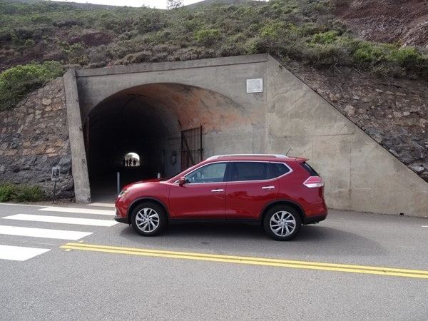 Rogue Trip: 400 Miles to San Francisco in Nissan's Compact SUV 8