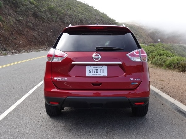 Rogue Trip: 400 Miles to San Francisco in Nissan's Compact SUV 10