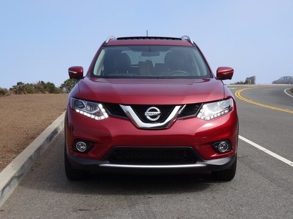 Rogue Trip: 400 Miles to San Francisco in Nissan's Compact SUV 9