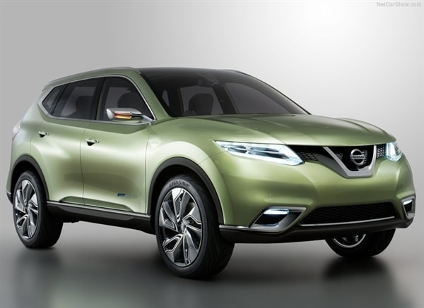 Spied: All-new 2014 Nissan Rogue 1