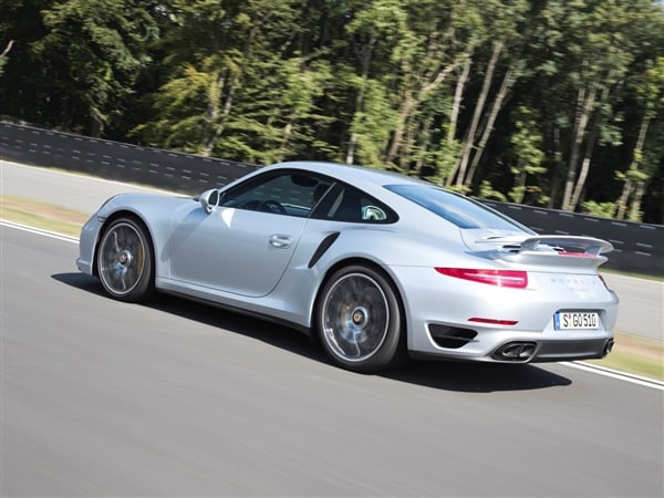 2014 Porsche 911 Turbo and Turbo S First Review: User-friendly Brilliance 1
