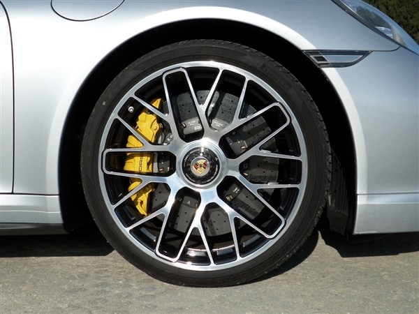 2014 Porsche 911 Turbo and Turbo S First Review: User-friendly Brilliance 9