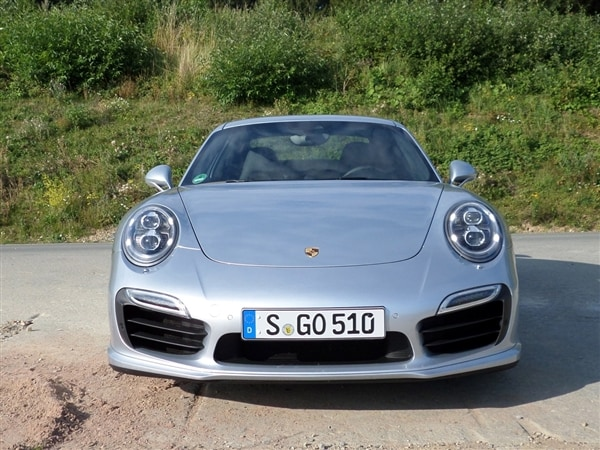 2014 Porsche 911 Turbo and Turbo S First Review: User-friendly Brilliance 5