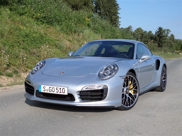 2014 Porsche 911 Turbo and Turbo S First Review: User-friendly Brilliance 2