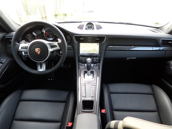 2014 Porsche 911 Turbo and Turbo S First Review: User-friendly Brilliance 13