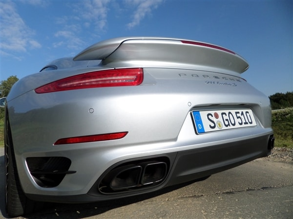 2014 Porsche 911 Turbo and Turbo S First Review: User-friendly Brilliance 8