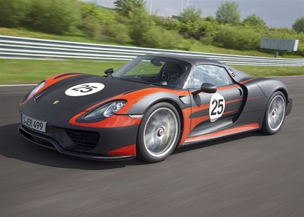 this week porsche has released new information on its upcoming plug in hybrid supercar the 918 spyder and the latest specs
