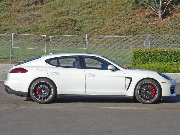 2014 Porsche Panamera Gts Quick Take Kelley Blue Book