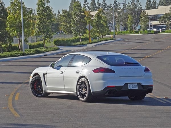 Loans For Credit Under 600 >> 2014 Porsche Panamera GTS Quick Take - Kelley Blue Book