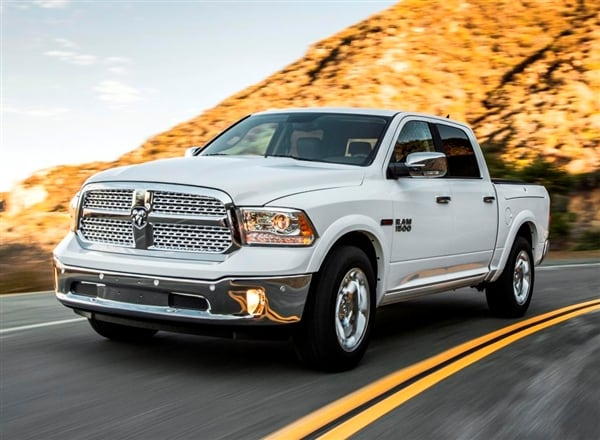 2014 Ram 1500 Ecodiesel Nets Best Ever Epa Full Size Pickup Marks