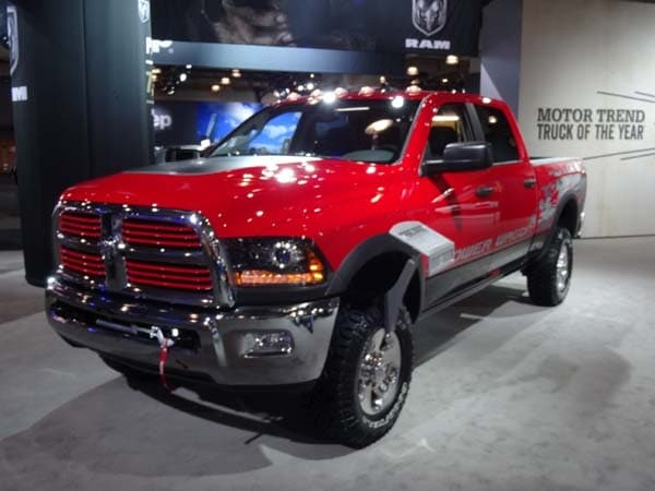 2014 Ram Power Wagon Revealed 1