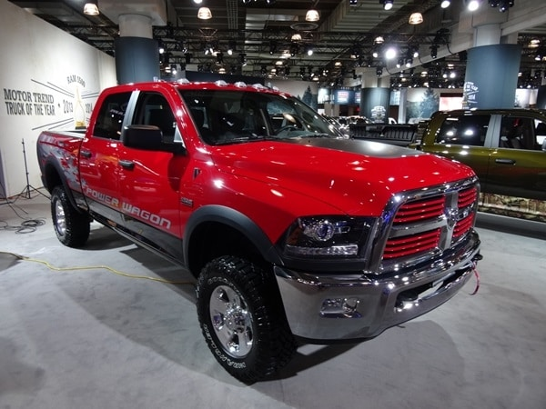 2014 Ram Power Wagon Revealed