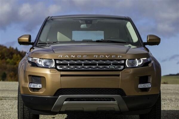 Editors' Page: 2015 Range Rover Evoque 7