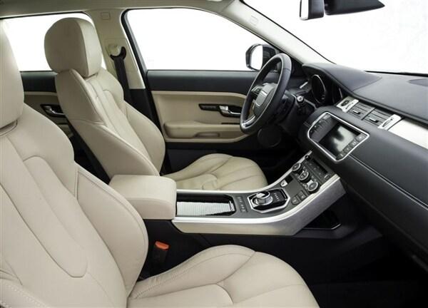 Editors' Page: 2015 Range Rover Evoque 11