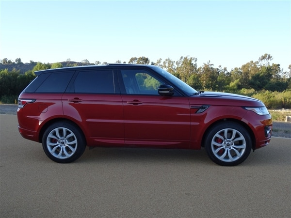 Best Questions: 2014 Land Rover Range Rover Sport 4