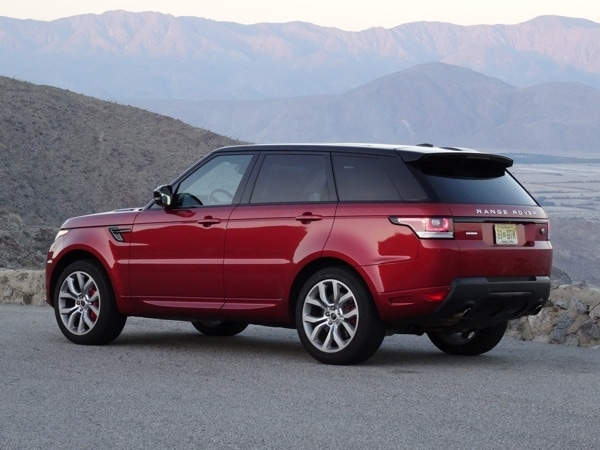 2014 Range Rover Sport: The 'Can It Really Do It All?' Test 7