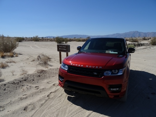 2014 Range Rover Sport: The 'Can It Really Do It All?' Test 10