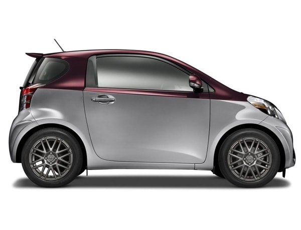 2014 Scion iQ Monogram Series offers limited-edition charm ...