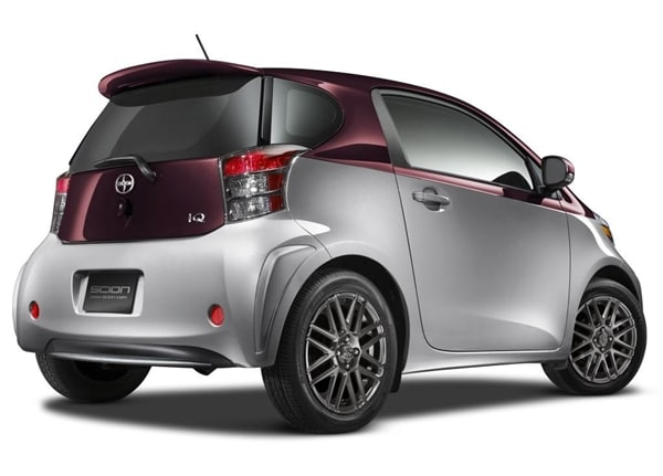 2014 Scion Iq Monogram Series Offers Limited Edition Charm