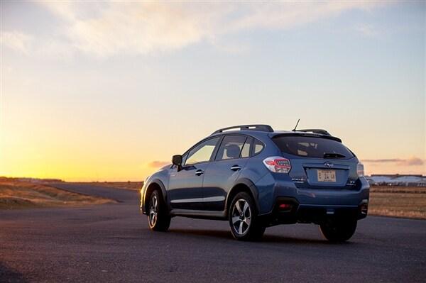 First Drive: 2014 Subaru XV Crosstrek Hybrid Shows its Stuff 2