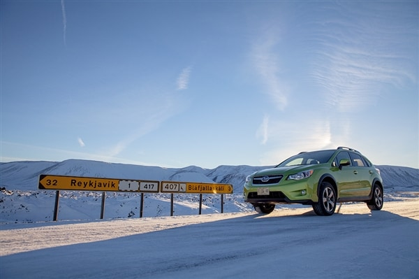 First Drive: 2014 Subaru XV Crosstrek Hybrid Shows its Stuff 6