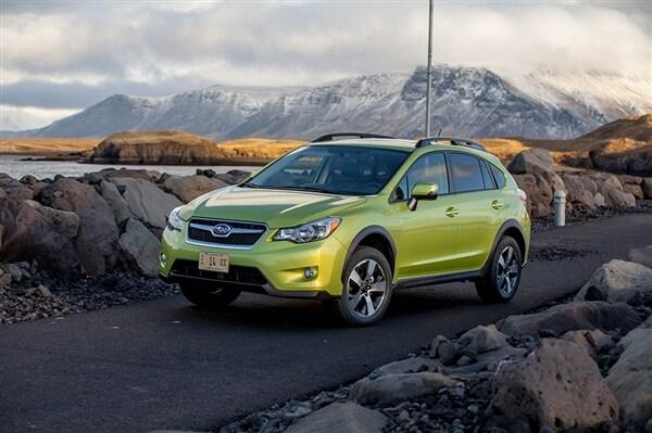 First Drive: 2014 Subaru XV Crosstrek Hybrid Shows its Stuff 9