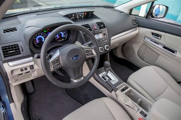 First Drive: 2014 Subaru XV Crosstrek Hybrid Shows its Stuff 20