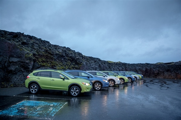 Subaru Expedition Iceland Trip Diary