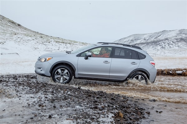 Subaru Expedition Iceland Trip Diary 2