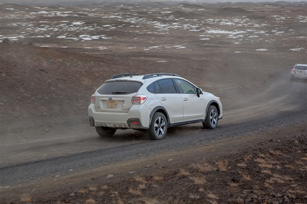 Subaru Expedition Iceland Trip Diary 4