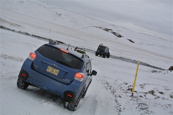 Subaru Expedition Iceland Trip Diary 20