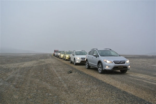 Subaru Expedition Iceland Trip Diary 23