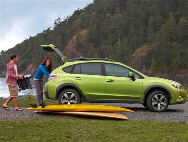 2014 Subaru XV Crosstrek Hybrid priced from $26,820 3