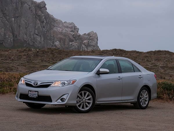 2017 Toyota Camry Old Guys Rule