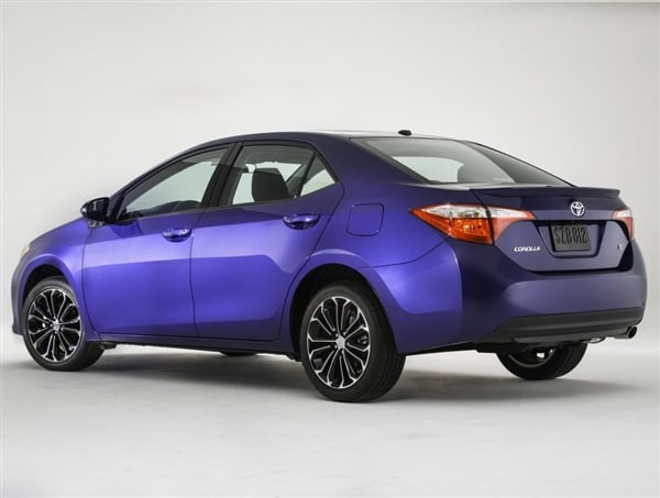 Car Wraps Cost >> Toyota unveils next-generation Corolla for 2014 - Kelley Blue Book