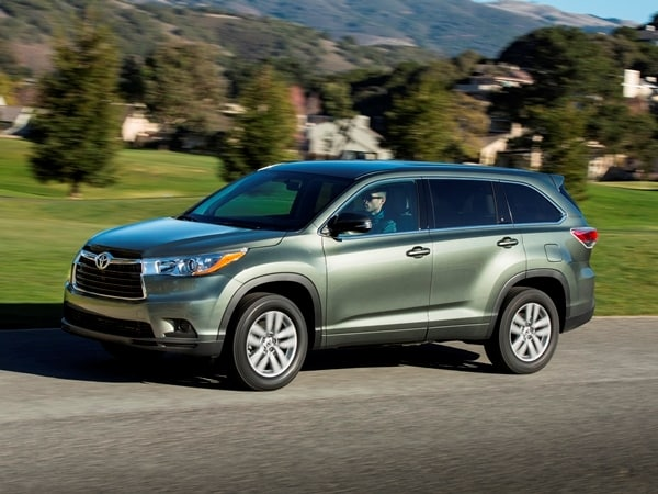 2014 Toyota Highlander First Review: A solid competitor in a solid segment 20