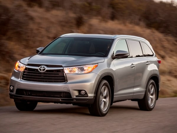 2014 Toyota Highlander First Review: A solid competitor in a solid segment 3